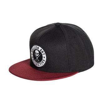Șapcă SULLEN - BOH CYPRESS - BLACK / BURGANDY, SULLEN