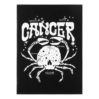 Felicitare  KILLSTAR - Cancer - BLACK, KILLSTAR