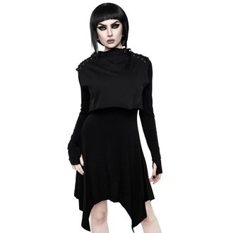 Rochie damă (set) KILLSTAR - Chalice - BLACK, KILLSTAR