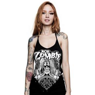 Maieu tank damă KILLSTAR -  Rob Zombie - Channel X Rocker - BLACK, KILLSTAR, Rob Zombie