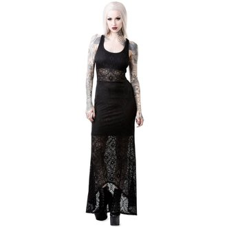 Rochie damă KILLSTAR - CHELSEA CHILL - BLACK, KILLSTAR