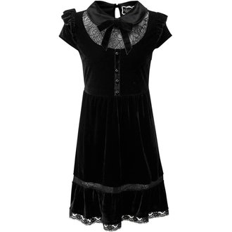 Rochie damă KILLSTAR - CREEPED OUT BABYDOLL - BLACK