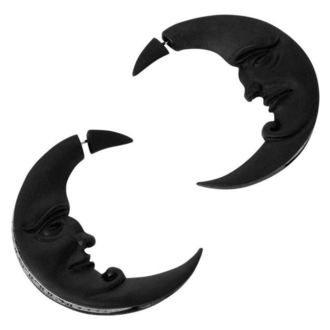 Cercei KILLSTAR - Crescent moon - BLACK, KILLSTAR