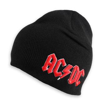 Căciulă AC / DC - Red 3D Logo - ROCK OFF, ROCK OFF, AC-DC