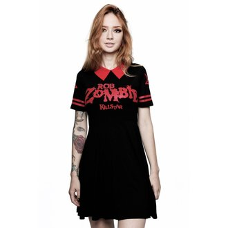 Rochie damă KILLSTAR - ROB ZOMBIE - Dead City - BLACK, KILLSTAR, Rob Zombie