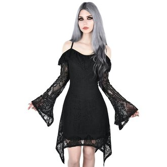 Rochie damă KILLSTAR - Deadly Beloved - BLACK, KILLSTAR