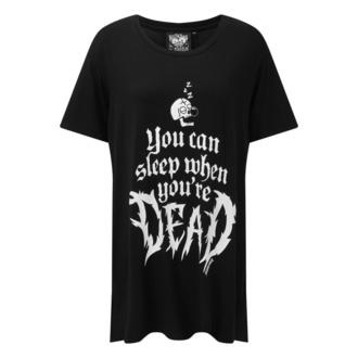 tricou femei - Dead Sleepy - KILLSTAR - KSRA001907