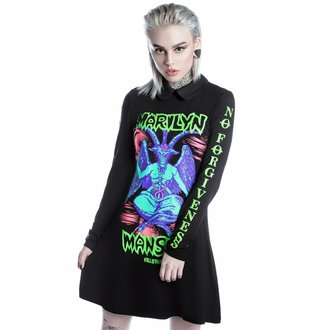 Rochie femei KILLSTAR - MARILYN MANSON -Devil On Tour - Black, KILLSTAR, Marilyn Manson