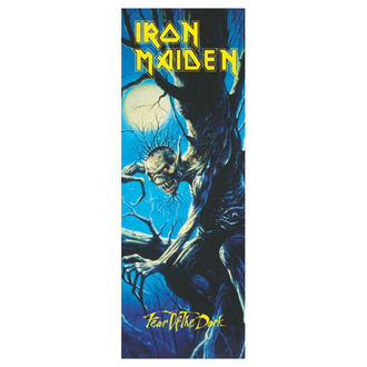 Steag Iron Maiden - Fear of the Dark, HEART ROCK, Iron Maiden