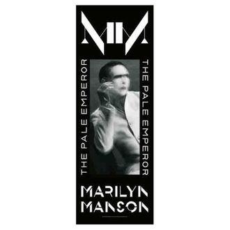 Steag Marilyn Manson - Pale Emperor, HEART ROCK, Marilyn Manson