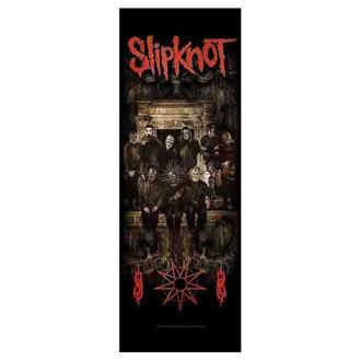 Steag Slipknot - Crest, HEART ROCK, Slipknot