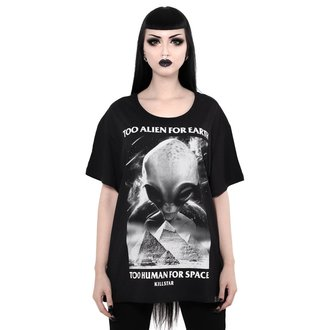 tricou femei - Don't Belong Relaxed - KILLSTAR, KILLSTAR