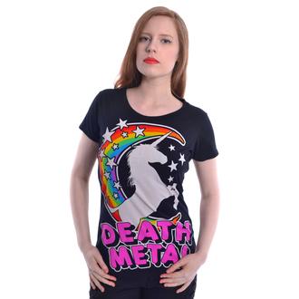 tricou femei - DEATH METAL - CUPCAKE CULT, CUPCAKE CULT