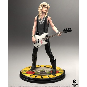Figurină Guns N' Roses - Duff McKagan - Rock Iconz - KNUCKLEBONZ, KNUCKLEBONZ, Guns N' Roses