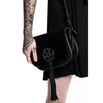 geantă de mână (poşetă) KILLSTAR - Ember - Black, KILLSTAR