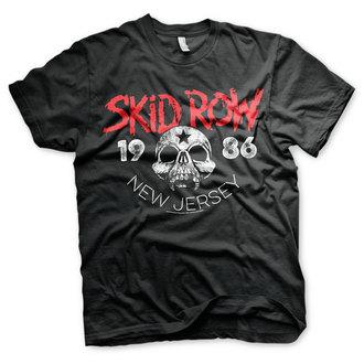 tricou stil metal bărbați Skid Row - New Jersey - HYBRIS, HYBRIS