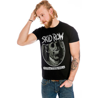tricou stil metal bărbați Skid Row - Youth Gone Wild - HYBRIS, HYBRIS
