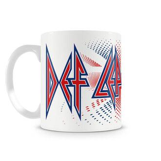 Cană Def Leppard - UK Flag - HYBRIS, HYBRIS, Def Leppard