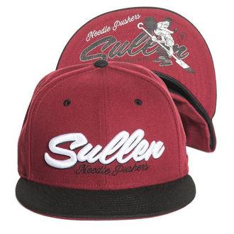 Șapcă SULLEN - NEEDLE PUSHER - BURGUNDY, SULLEN