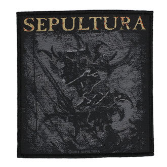 Petic SEPULTURA - THE MEDIATOR - RAZAMATAZ, RAZAMATAZ, Sepultura