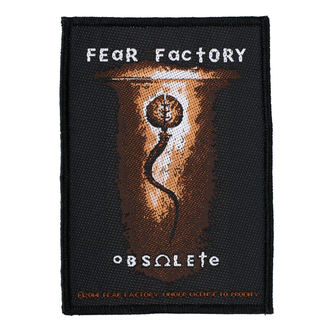 Petic FEAR FACTORY - OBSOLETE - RAZAMATAZ, RAZAMATAZ, Fear Factory
