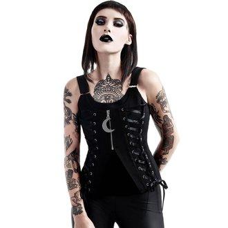 Maieu damă KILLSTAR - Farah Fatale - Black, KILLSTAR