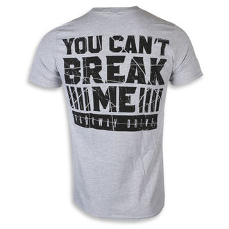 tricou stil metal bărbați Parkway Drive - You Can't Break Me - KINGS ROAD, KINGS ROAD, Parkway Drive