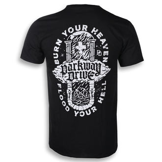 tricou stil metal bărbați Parkway Drive - Burn Your Heaven - KINGS ROAD, KINGS ROAD, Parkway Drive