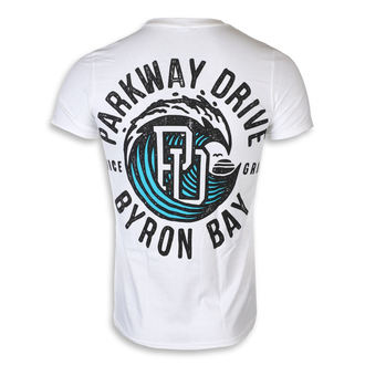 tricou stil metal bărbați Parkway Drive - Wave - KINGS ROAD, KINGS ROAD, Parkway Drive