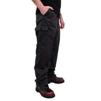 Pantaloni bărbaţi SURPLUS - HOSE UBERGROSE - SCHWARZ, SURPLUS
