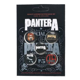 Insigne Pantera - 101 Proof - RAZAMATAZ, RAZAMATAZ, Pantera