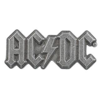 Insignă AC / DC - Metal Logo - RAZAMATAZ, RAZAMATAZ, AC-DC