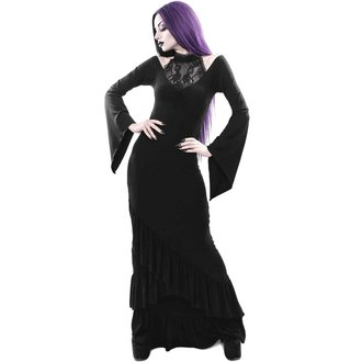 Rochie damă KILLSTAR - FOREVER FADES FISHTAIL - BLACK