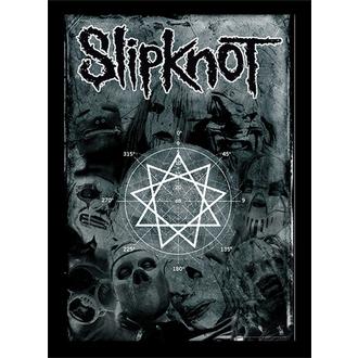 Poster înrămat Slipknot - (&&string0&&) - PYRAMID POSTERS, PYRAMID POSTERS, Slipknot
