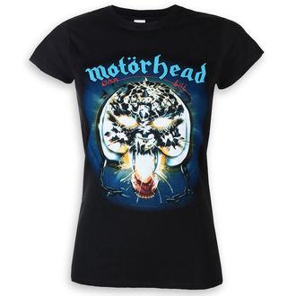 tricou stil metal femei Motörhead - Overkill - ROCK OFF, ROCK OFF, Motörhead