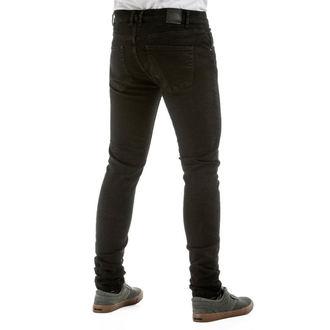 Pantaloni bărbătești (blugi) NUGGET - Garage 2 - 1/7/38, C - Black, NUGGET