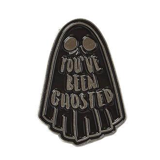 Insignă KILLSTAR - Ghosted - BLACK, KILLSTAR