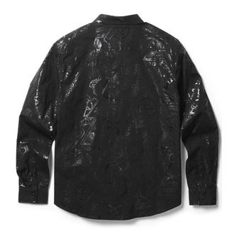 Cămaşă bărbătească KILLSTAR - GRAVE BOY - BLACK, KILLSTAR