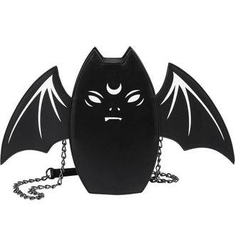 Poșetă (Geantă de mână) KILLSTAR - GRUMPY BAT - BLACK, KILLSTAR