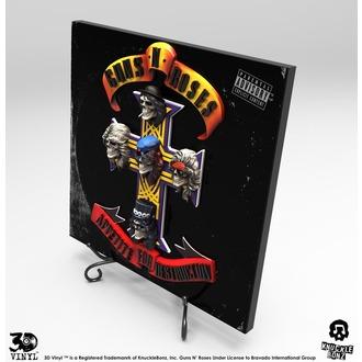 Decorațiune Guns N' Roses - Appetite for Destruction, KNUCKLEBONZ, Guns N' Roses