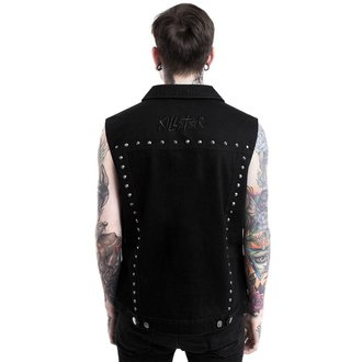 Vestă (unisex) KILLSTAR - HELLCORE - BLACK, KILLSTAR