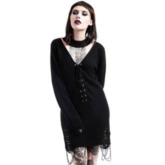 Pulover femei KILLSTAR - Hell In Harlow Distress Knit
