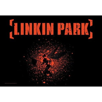 Steag Linkin Park - Soldier Wings, HEART ROCK, Linkin Park