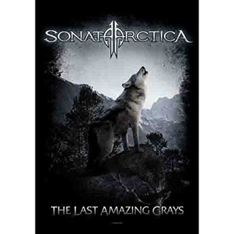 Steag Sonata Arctica - The Last Amazing Grays, HEART ROCK, Sonata Arctica