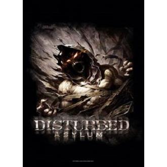 Steag Disturbed - Big Fade Asylum, HEART ROCK, Disturbed