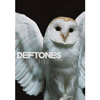 Steag Deftones - Diamond Eyes, HEART ROCK, Deftones