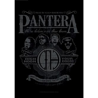 Steag Pantera - High Noon Your Doom, HEART ROCK, Pantera