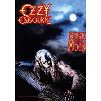 Steag Ozzy Osbourne - Bark at the Moon, HEART ROCK, Ozzy Osbourne