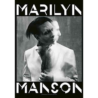 Steag Marilyn Manson - Seven Days Binge, HEART ROCK, Marilyn Manson