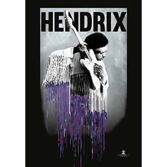 Steag Jimi Hendrix - Dripping, HEART ROCK, Jimi Hendrix
